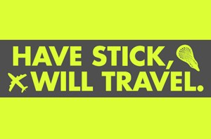 Have Stick, Will Travel