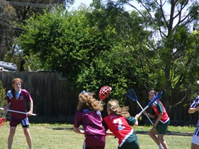 East Primary School Comp - Girls in Action