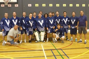 Vic Team Photo Adelaide Box Lax 2013