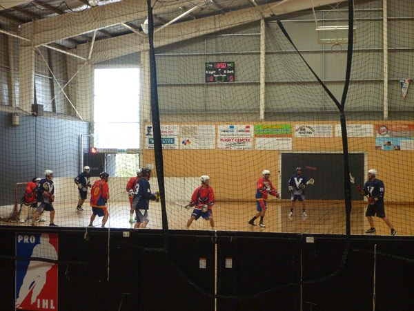 Vic v SA Adelaide Box Lax - Group AS 2013