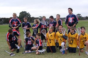Bendigo Juniors Team Photo