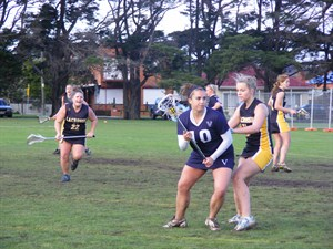 2013 Senior Women Vic v WA
