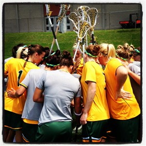 2013 WWC - Team Huddle