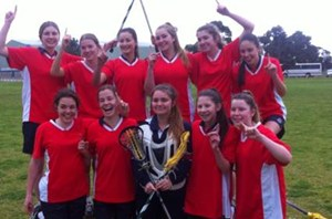 2014 Senior Secondary Girls Champions - Star of the Sea College