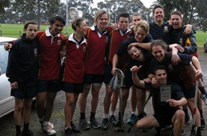 2014 Senior Secondary Boys Champions - Maribyrnong College