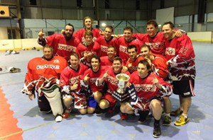 2014 Read Cup Winners - Team Rage