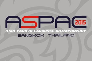 The 2015 ASPAC Tournament will be held in Bangkok