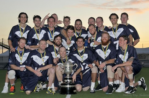Victorian Men Clinch 2016 National Championship