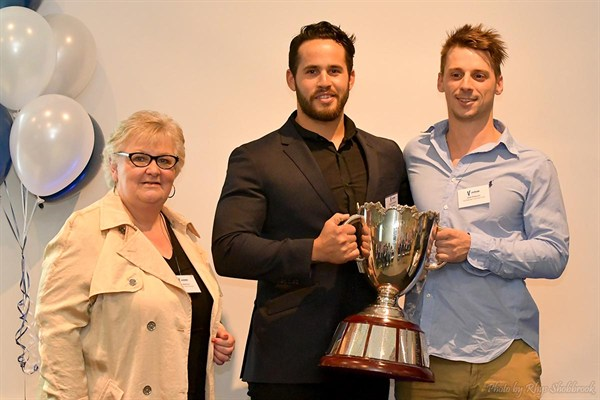 State League Men's Best and Fairest