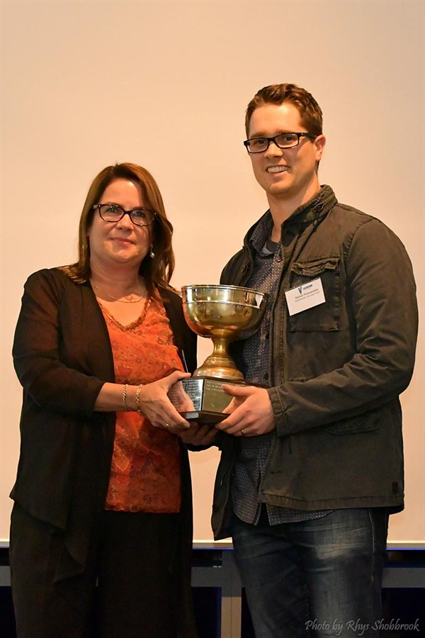 Daniel Pusvacietis - D2 Best & Fairest