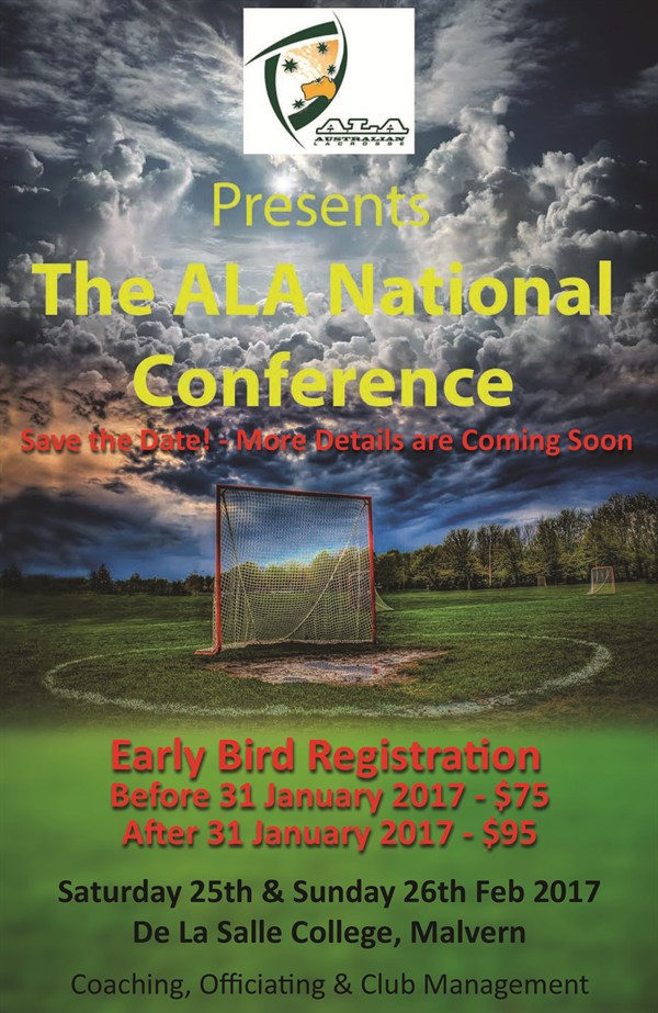2017 ALA National Conference - Early Bird Prices