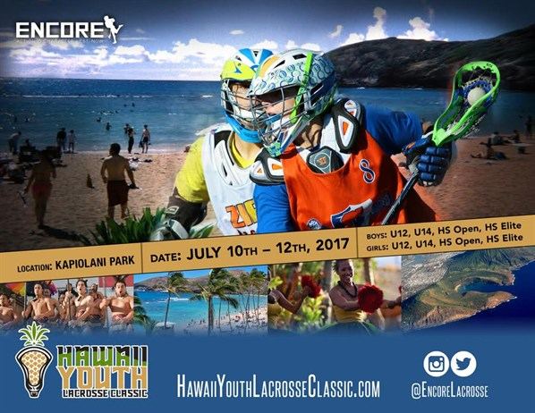 2017 Hawaii Youth Lacrosse Classic