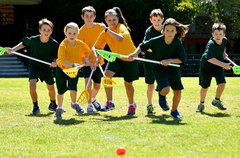 Lacrosse launches the next phase of Quick Stix for Melbourne Children