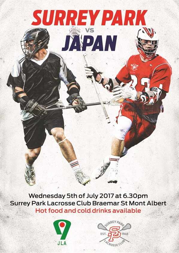 Surrey Park v Japan Flyer