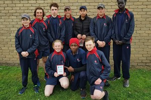 Senior Secondary Boys' Winners