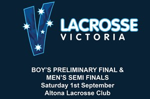 Boy's Preliminary Finals and Men's Semi Finals