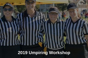 Lacrosse Victoria is Pleased to Announce an Umpiring Workshop