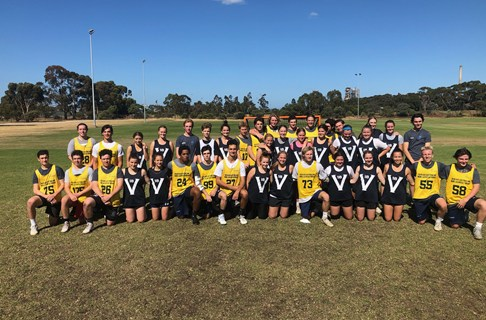 Victorian U18s in Search of Another Title