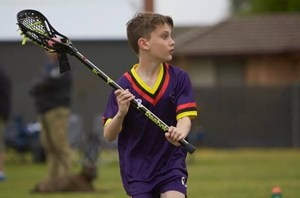 Ballarat Royals Lacrosse Club player