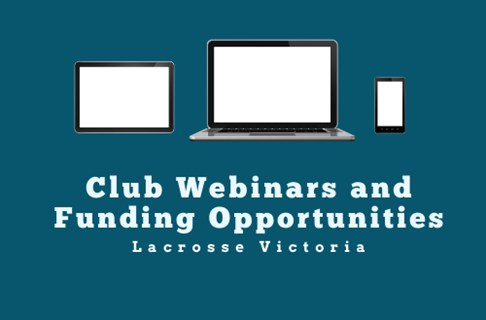 Webinars for Clubs