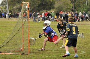 U12 Boys - Williamstown v Camberwell 2012