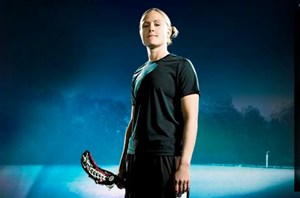 Australia's own Jen Adams for STX Lacrosse